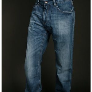 Mens Hugo Boss denim- no wear or tear whatsoever!